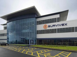 Survivex headquarters in Aberdeen