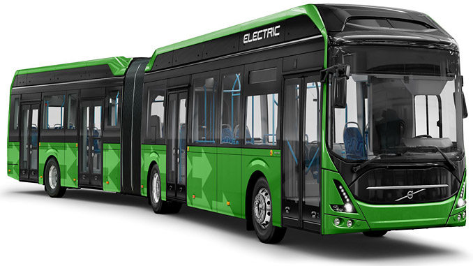Volvo's range of electrified city buses allows operation with substantially reduced emissions and noise levels – even in sensitive areas and restricted zones