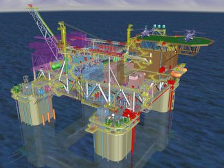 Wood delivering engineering design for Chevron's Anchor