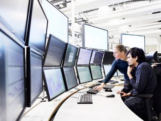 Connected to ABB Ability™ Collaborative Operation Centers worldwide, the vessel is part of the global support network where ABB experts monitor operational shipboard systems, coordinate remote equipment diagnostics and offer predictive maintenance services – 24/7