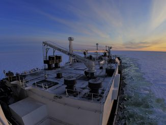 ABB technology is supporting a sustainable future for Arctic shipping