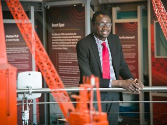 Dr Ollie Folayan, chair of Aberdeen-based AFBE-UK Scotland
