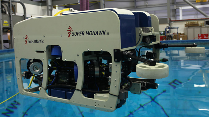 A Forum Energy Technologies' Super Mohawk II ROV system will be delivered to Amman Mineral in Indonesia