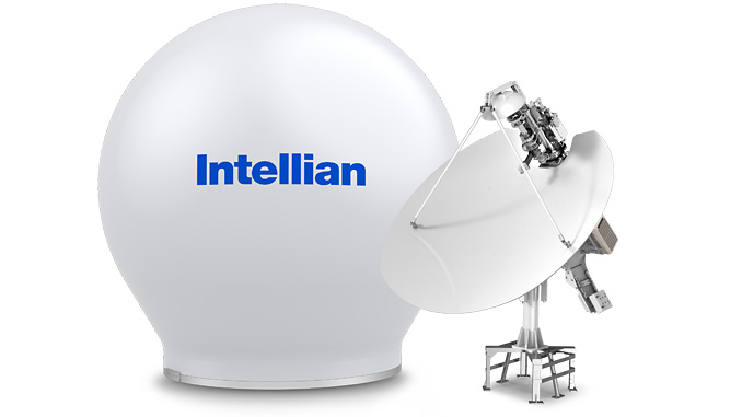 Intellian's tri-band, multi-orbit v240MT Gen-II antenna has been approved by SES for use on their GEO and MEO satellite network
