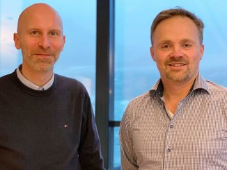 A partnership that PAYS: NAVTOR CCO Børge Hetland (left) and Andrè Tarberg, Purchase Manager, Havila Shipping ASA