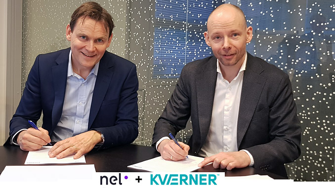 Nel ASA and Kværner AS to work together on green hydrogen projects