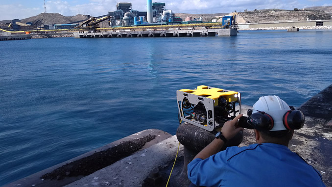 The affordable ROVs increase productivity while saving time and reducing expenditure
