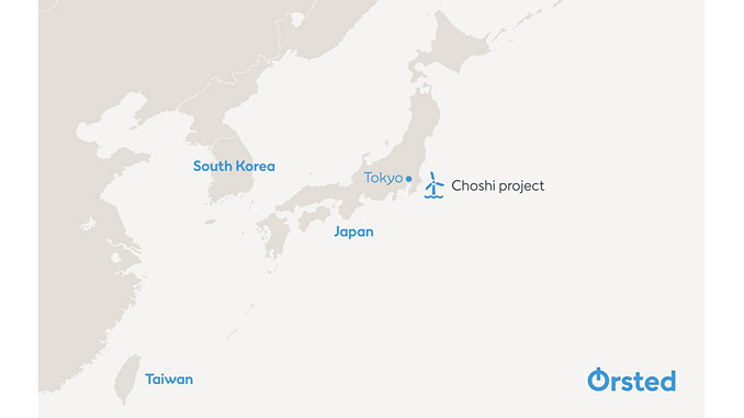 Choshi Offshore Wind Project – off the southern coast of Choshi, Chiba
