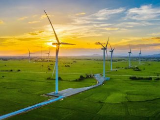 Siemens Gamesa wind farm in Vietnam
