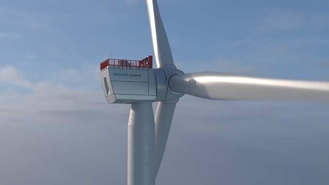 Siemens Gamesa secures preferred supplier status for 1.1 GW