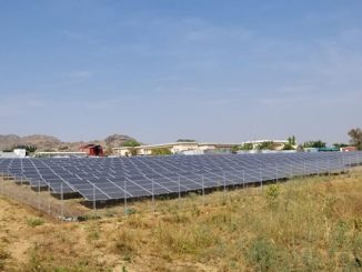 Scatec Solar's PV-diesel hybrid system to supply solar power to the UN House compound in Juba, South Sudan