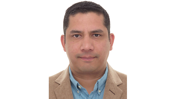 Sercel-GRC's global customer support engineer, Alejandro Villa