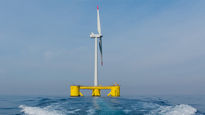 Simply Blue Energy Wind Ltd. is a developer of floating wind projects