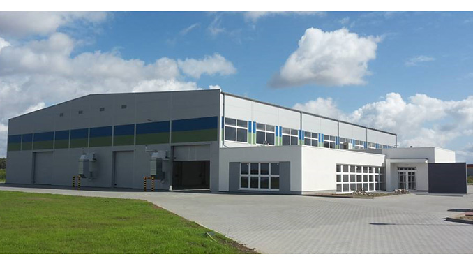 The acquisition covers the Tritec Production steel fabrication, engineering and construction facility in Redzikowo, Poland, which has been supporting Vestdavit as its principal davit assembly partner for more than a decade