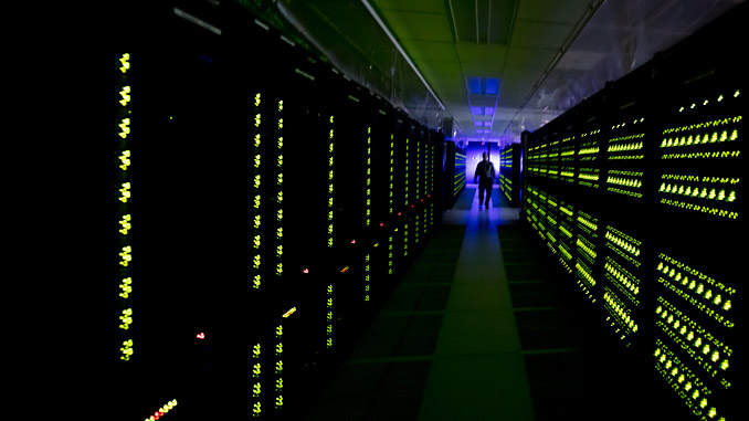 Center for High-Performance Computing (CHPC) in Houston, Texas