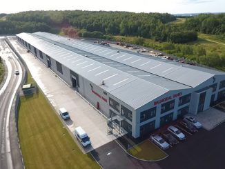 Balmoral Tanks' 150,000 square foot design and manufacturing facility in South Yorkshire, UK, where the new range of tanks will be produced