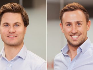 Campbell Johnson Clark Directors, Duncan Ealand and James Clayton