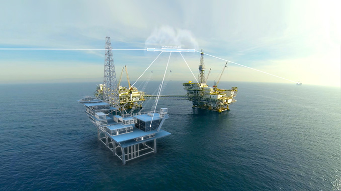 Digital twins are a rapidly developing technology widely expected to become a significant contributor to the future management of major industrial sites (illustration: DNV GL/Digital Solutions)