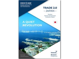 Japan's role and potential as a driver of digitalisation in shipping is captured and analysed in a new report focused on maritime innovation