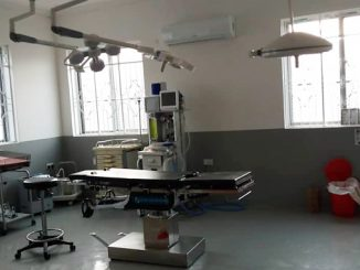 Bwisya Hospital – JUMEME will use its local solar-hybrid mini-grids to provide 10 healthcare facilities in the Lake Victoria Islands with free electricity services for the coming 3 months