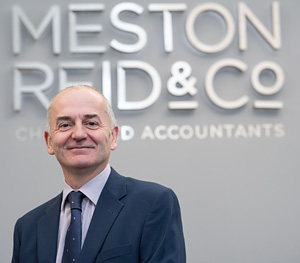 Mark Brown is audit, accounts and business assurance partner at Meston Reid & Co