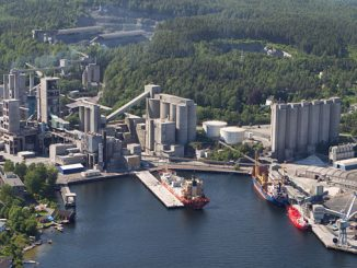 The full-scale demonstration project will remove carbon emissions at the Norcem cement plant at Brevik, Norway