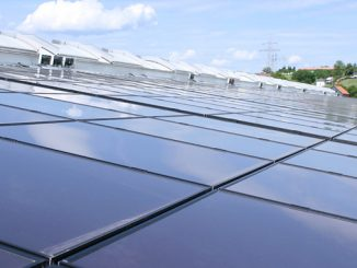Tenth anniversary of the photovoltaic system – over 900 megawatt hours generated (photo: Rameder)