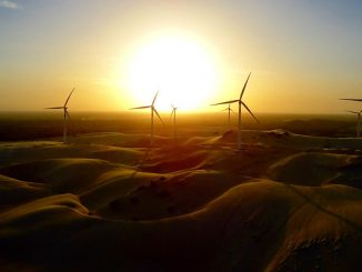 Siemens Gamesa wind farm in Brazil