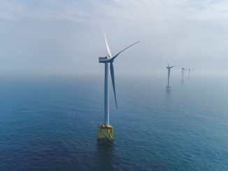 The 714MW East Anglia ONE offshore wind farm first delivered power to the UK grid in early September 2019 – all 102 turbines are now installed and full commissioning is expected later this year