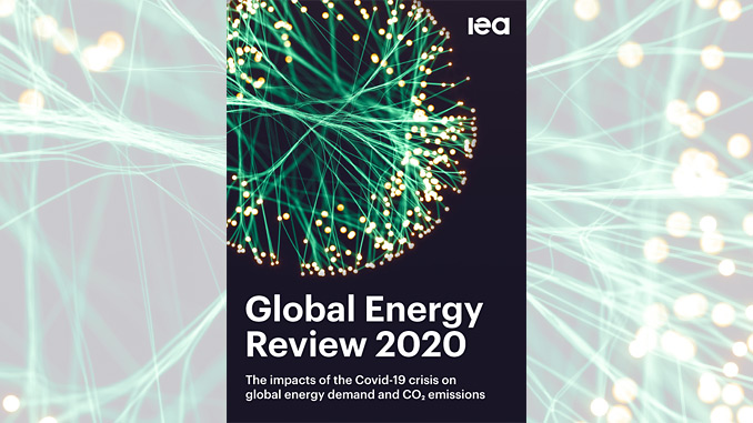 'Global Energy Review' – the impacts of the COVID-19 crisis on global energy demand and carbon dioxide emissions