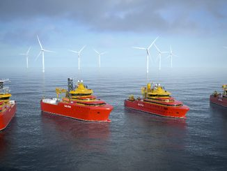 The Edda Wind fleet, the offshore wind segment of the Østensjø Group