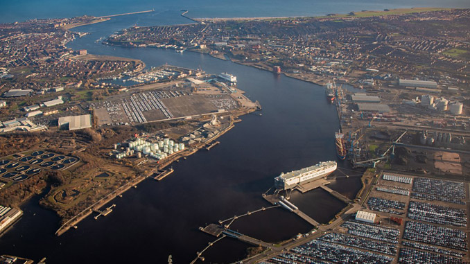 Port of Tyne is one of the UK's major deep-sea ports – operating in offshore, bulks, break bulk, rail-freight, automotive, cruise and ferry, logistics and estates