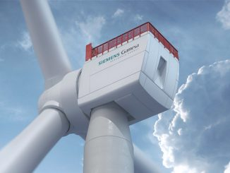 SG 14-222 DD offshore wind turbine