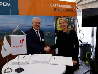 Saipem and Equinor ink frame agreement