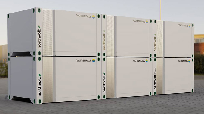 A single Mobile Voltpack delivers up to 250 kW with a scalable capacity from 245 to 1225 kWh of available energy