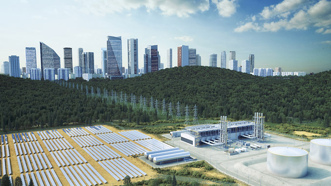 Hydrogen as part of the renewable electricity system of the future