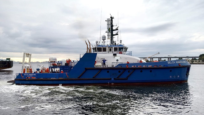 The four Leopards will be deployed from Belov's DSV fleet