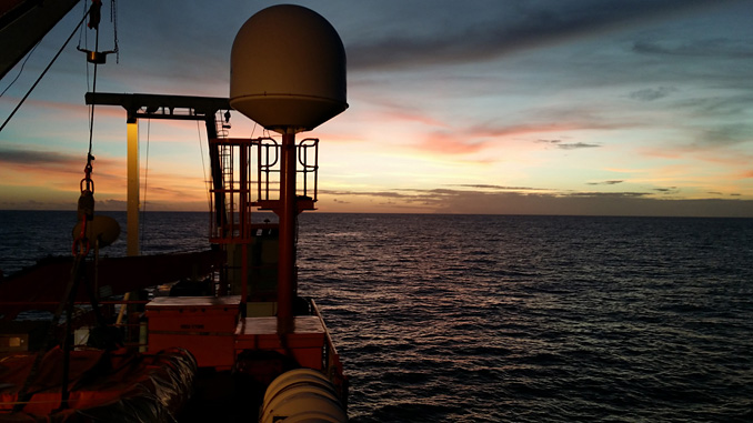 Back2Base™ is a set of technologies and processes that enable survey data to be reliably and economically transferred between work locations including survey vessels to the terrestrial reporting office