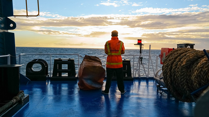 Inmarsat has worked with ISWAN to ensure that seafarers stay connected without the burden of additional financial anxiety (photo: Robin Hermansson)