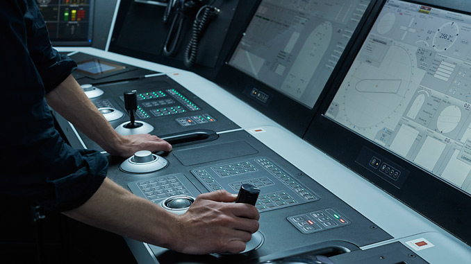 K-Sim DP Manoeuvring simulators, as will be delivered to CERONAV, comprise a dual redundant K-Pos DP operator station, a DP controller and an independent joystick system