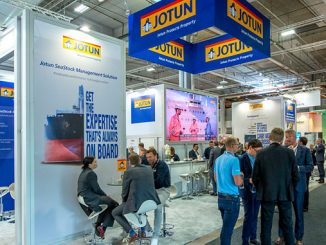 Nor-Shipping – a key arena for Jotun