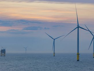 Walney Extension Offshore Wind Farm
