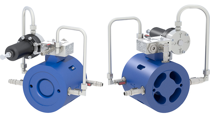 A unique patented range of pilot-controlled, wafer-type pressure reducing valves (PRVs) developed specifically for water applications, the Oxford Flow IP Series' lightweight polymer construction significantly reduces weight and removes the need for expensive lifting equipment during installation and maintenance