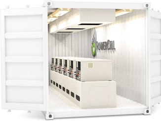 PS-100 is a stationary system, which generates 20 to 100 kW, built from reliable industrial components