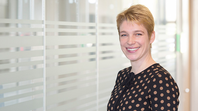 Director of Science & Communities at the Royal Society of Chemistry, Jo Reynolds