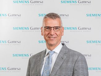 CEO of Siemens Gamesa, Andreas Nauen