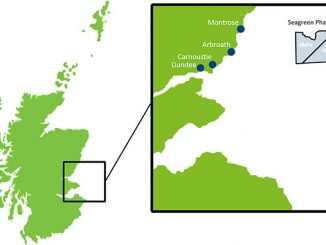 Seagreen Phase One will be located 27 kilometres from the coastline in Scottish waters of UK North Sea