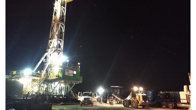 Vertical wells were drilled by SIMMONS EDECO for Newpek, which aims to access the rich Oligocene marine oil and gas reserves in Burgos Basin, Mexico