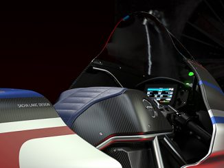 Electric motorcycle manufacturer Voxan Motors will finally reveal the futuristic lines of the Wattman to the world