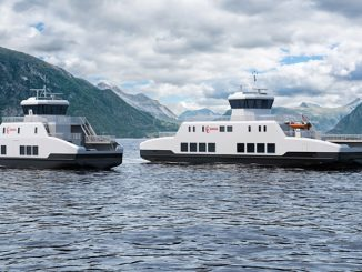 Wärtsilä has custom designed the two zero-emissions battery powered ferries for Boreal Sjö